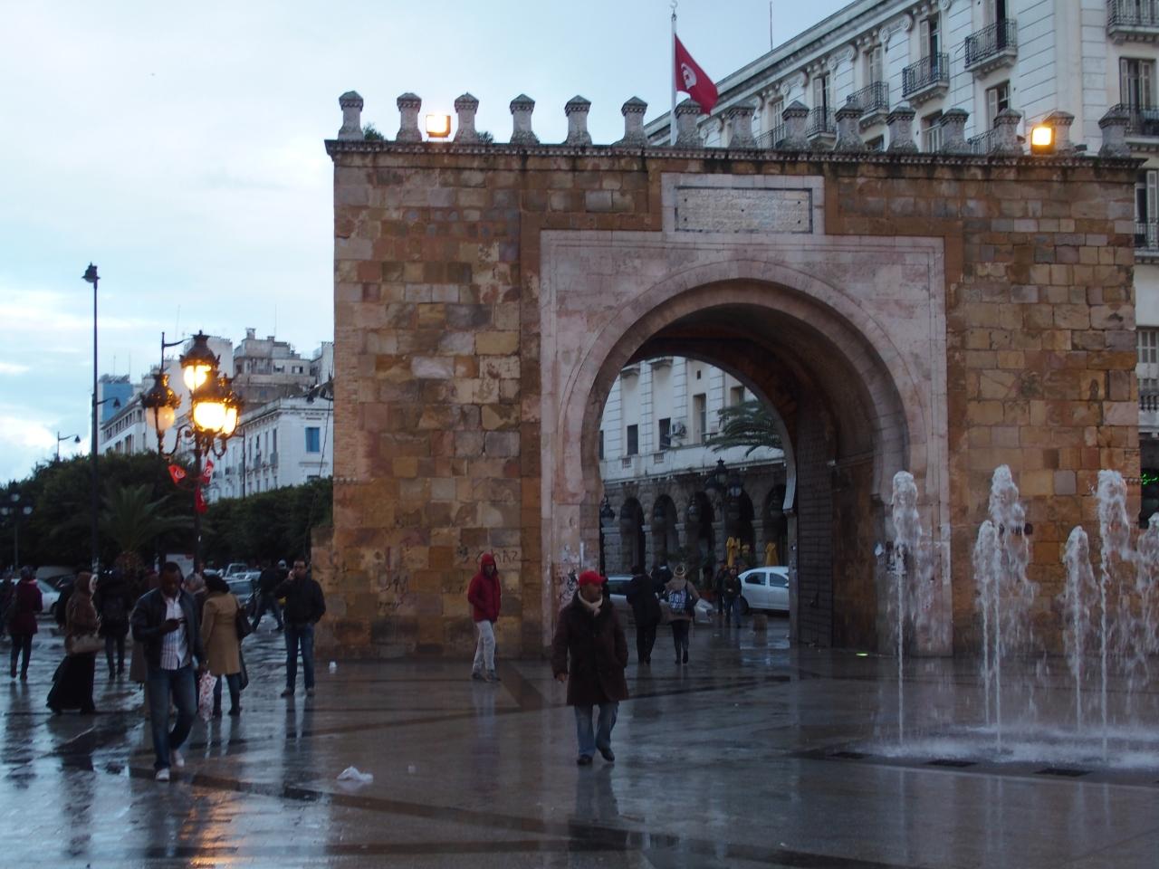 Terrorism in Tunisia – The NearMiss